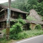 滋賀県の向之倉集落跡へ。山の中の廃墟を探索した日