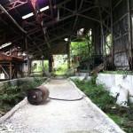 岐阜の山奥に眠る廃墟、時山第一発電所へ。あの白石鉱山に電力を供給した水力発電所…とのこと