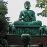 『越前大仏』のスケールがすごい!福井県勝山市『大師山清大寺』の巨大仏